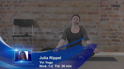 YIN YOGA FOR SKULDRE 30 MIN
